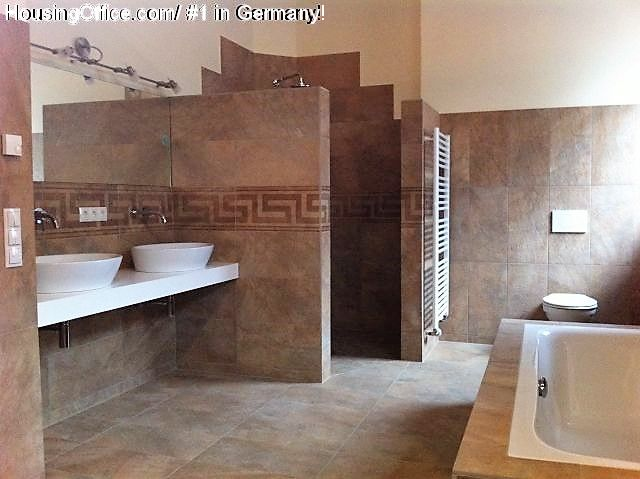master suite with walk in shower and sauna