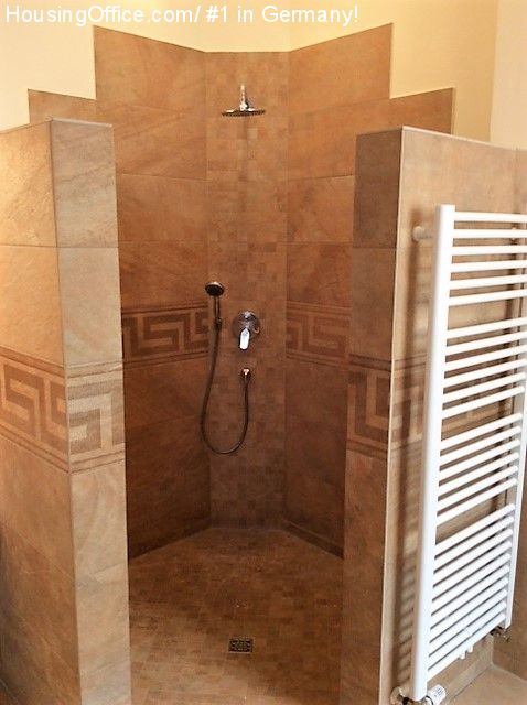Shower mastersuite