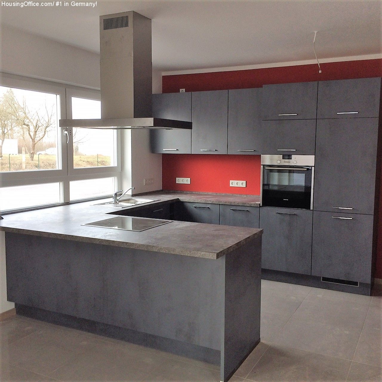Newest properties - Kaiserslautern - Modern styled home for rent in